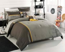 Quiksilver Mainframe 7-piece Twin XL-size Bed in a Bag with Sheet Set - Thumbnail 2
