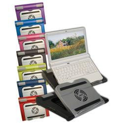 Blast Netbook Cooling Stand with Stereo Speakers