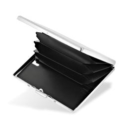 Deluxe 5-compartment Pocket Business Card Holder