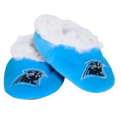 NFL Carolina Panthers Baby Bootie Slippers - Thumbnail 2