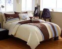 Quiksilver Bleeker Street Queen-size 200 Thread Count Sheet Set - Thumbnail 2