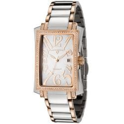 Swiss Legend Women's Bella Two-tone Diamond Watch