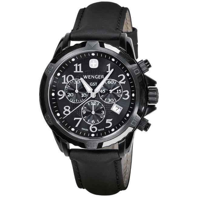 Wenger Men's GST Chrono Watch