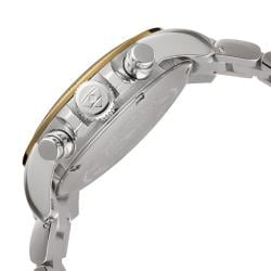 Swiss Legend Men's World Timer Stainless Steel Chronograph Watch