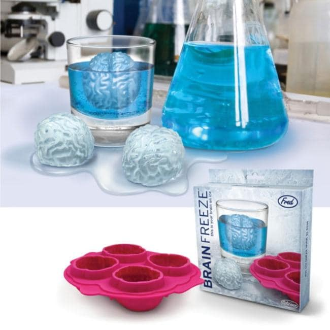 Brain Freeze Ices Cube Tray