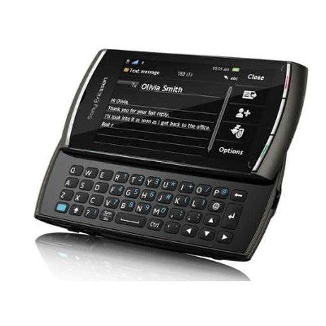 Sony Ericsson U8 Vivaz Pro GSM Unlocked Black Cell Phone