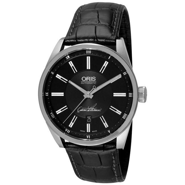 Oris Men's 'Artix Oscar Peterson Limited Edition' Automatic Watch