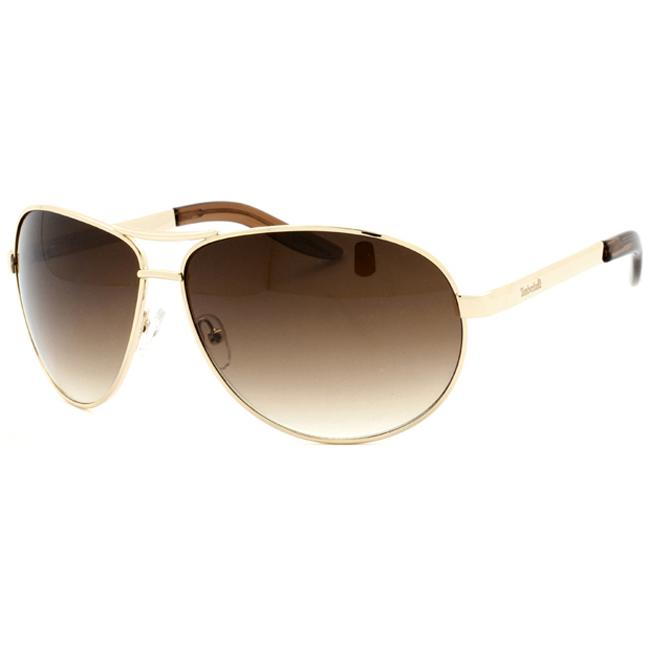 fd9fd88737 Shop Timberland Men s TB3029 Aviator Sunglasses - Free Shipping On Orders  Over  45 - Overstock - 5482792