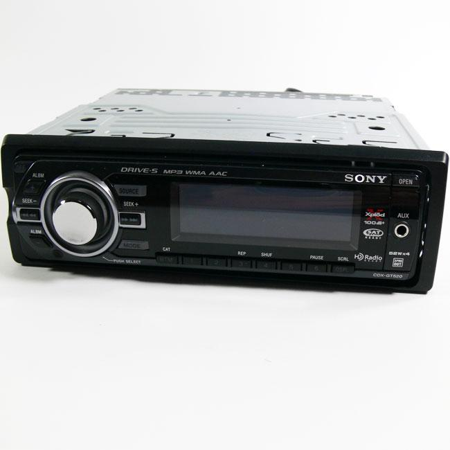 sony cdx gtip car cd stereo refurbished shipping today sony cdx gt620ip car cd stereo refurbished