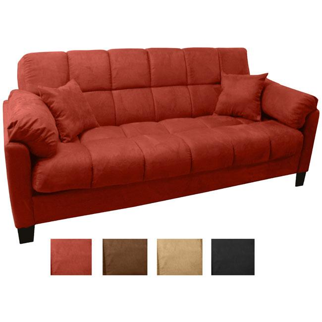 Taliesin Click Clack Futon Sofa Sleeper Bed Free Shipping Today 13270030