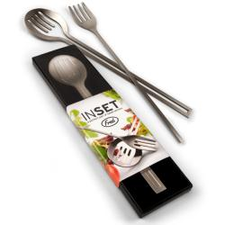Inset Salad Server Tongs - Thumbnail 1