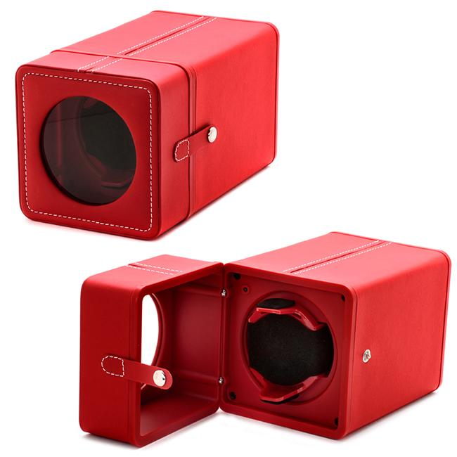 Accessories Single Red Winder Watch - Thumbnail 0
