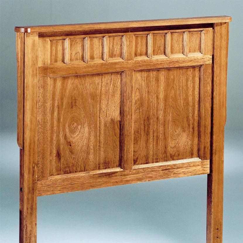 rivera twin oak headboard  free shipping today  overstock, Headboard designs