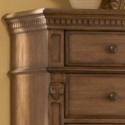 Mason 6-drawer Acacia Chest