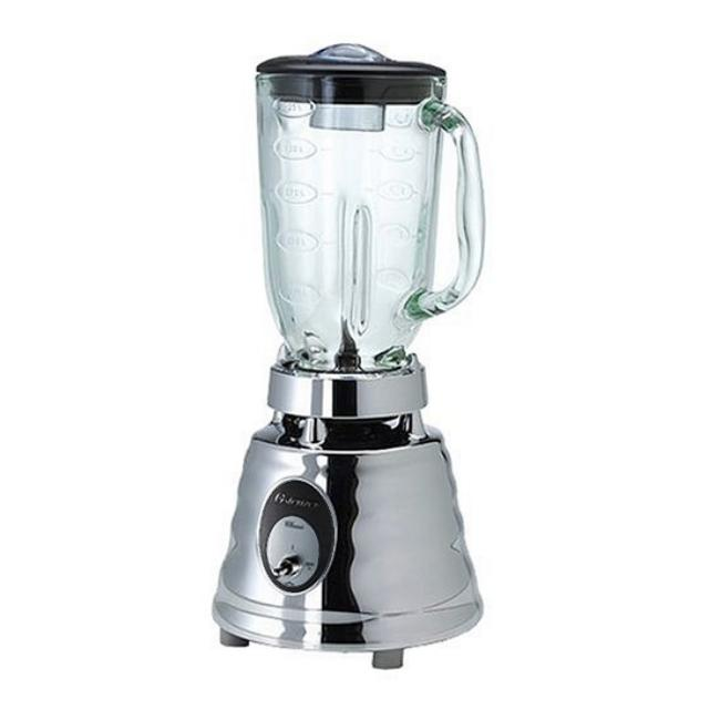 Oster 4096-009 Chrome Designer Series Beehive Blender - Thumbnail 0