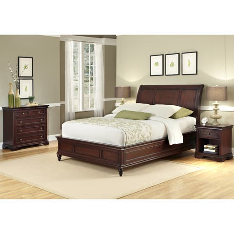 Lafayette Queen Full Bedroom Set By Home Styles