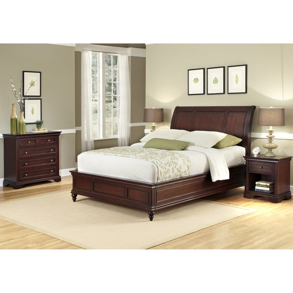 Home Styles Lafayette Full/ Queen Bedroom Set - Free Shipping ...