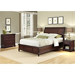 High Quality Lafayette Queen/ Full Bedroom Set By Home Styles