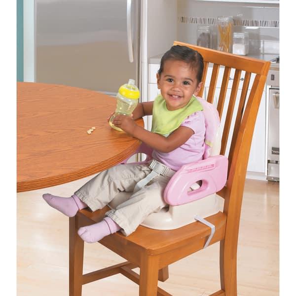 Magnificent Shop Summer Infant Deluxe Comfort Folding Booster Seat Creativecarmelina Interior Chair Design Creativecarmelinacom