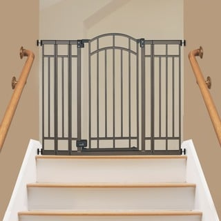 Summer Infant Bronze Stylish N Secure Walk Thru Gate