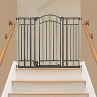 Summer Infant Stylish N Secure Bronze Walk Thru Gate