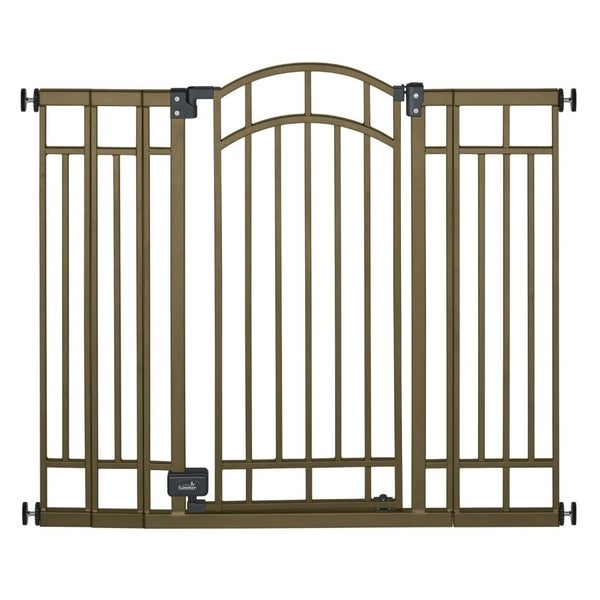 Summer Infant Stylish N Secure Walk Thru Gate Summer Infant Child Gates