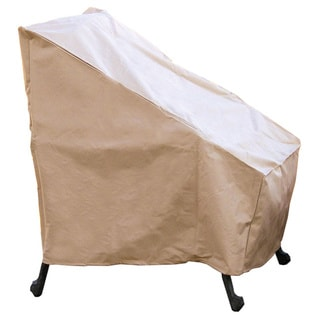 Sure Fit Taupe Patio Chair Cover