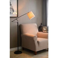Maddox Oil-rubbed Bronze Metal Floor Lamp