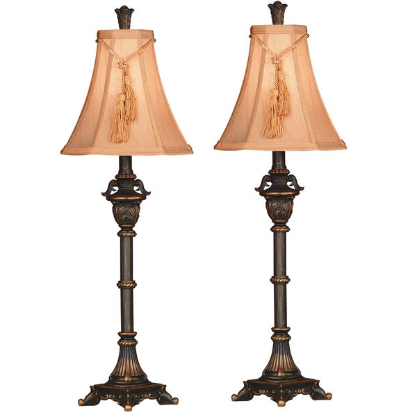coolidge buffet lamp set of 2 free shipping today. Black Bedroom Furniture Sets. Home Design Ideas