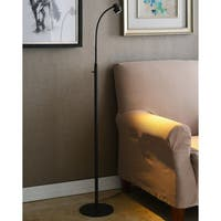 Clay Alder Home Patton Yukon Jett Floor Lamp