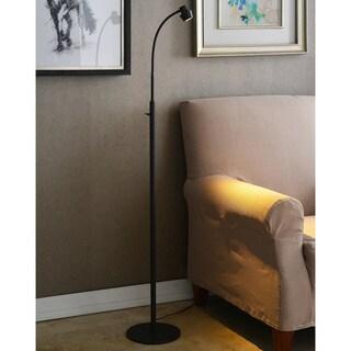 Clay Alder Home Patton Yukon Jett Floor Lamp