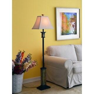 The Gray Barn Snowy Range Floor Lamp