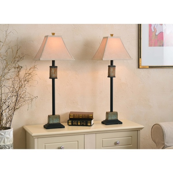 Landon Buffet Lamp (Set of 2) - Free Shipping Today - Overstock ...