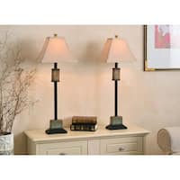 Copper Grove Hersey Buffet Lamp (Set of 2)