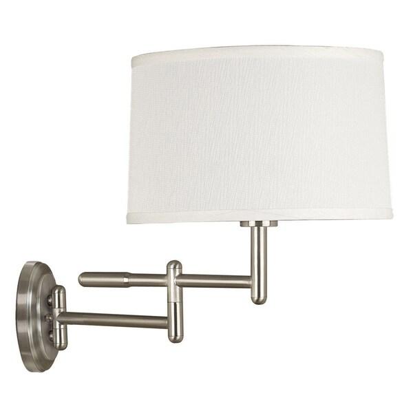 Aldrin 1-light Swing Arm Wall Lamp