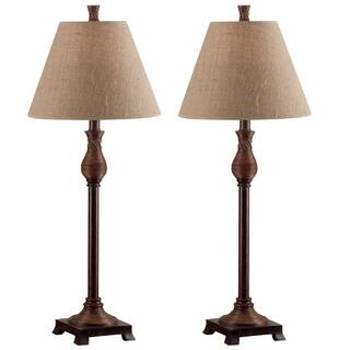 Hardwired lamp sets for less overstock halsell buffet lamp set of 2 keyboard keysfo Choice Image