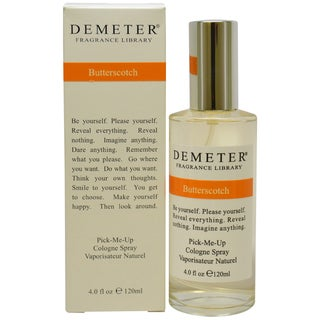 Demeter ButterScotch Women's 4-ounce Cologne Spray