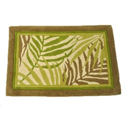 Sherry Kline Sago Palm 20 x 30 Bath Rug