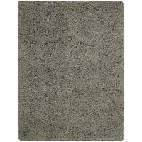 Nourison Zen Grey Shag Area Rug - 7'6 x 9'6