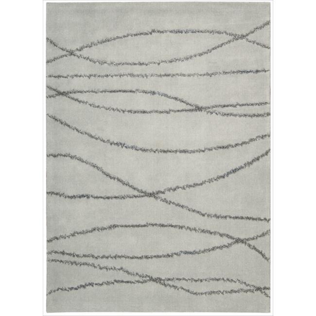 Joseph Abboud Monterey Seafoam Area Rug by Nourison (5'3 x 7'4)