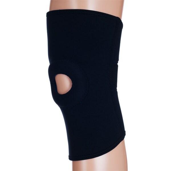 Remedy Neoprene Knee Sleeve Support Open Patella