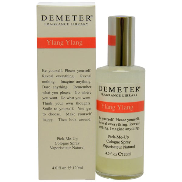 Demeter Ylang Ylang Women's 4-ounce Cologne Spray