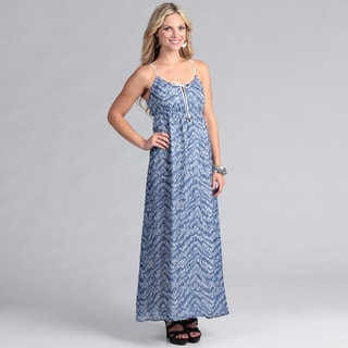 Institute Liberal Chiffon Maxi dress