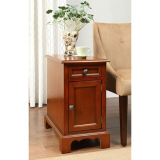 Cherry Finish Side Table