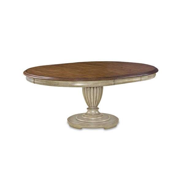 A.R.T. Furniture Provenance Round Expandable Table