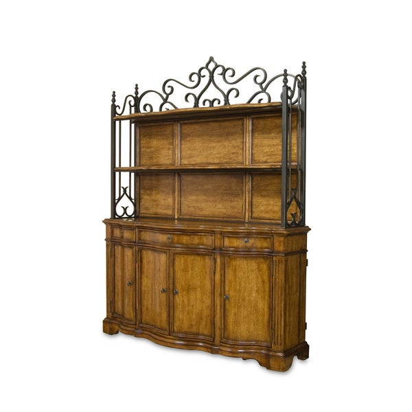 A.R.T. Furniture Provenance Linen Hidden Door Buffet