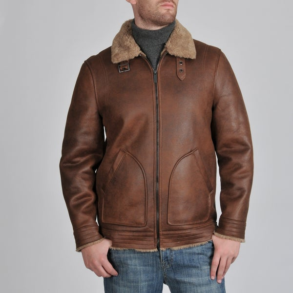 Buffalo Men's Faux Shearling Jacket