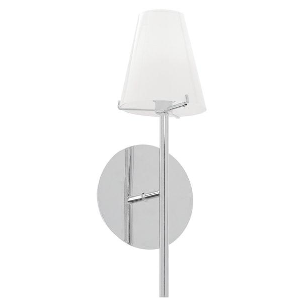Access 'Vienna' 1-light Chrome Vanity Fixture