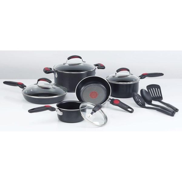 T-fal® Total Edge 12-Piece Cookware Set