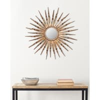 Safavieh Handmade Arts and Crafts Nova 33-inch Sunburst Mirror